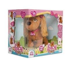 Imc Lucy Sing And Dance Interactive Dog Plush