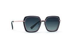 INVU Asia Fit Women's Sunglasses  Z1904A Black