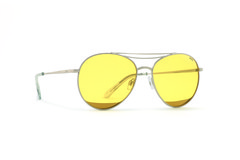 INVU Trend Men's Sunglasses  T1912A Yellow