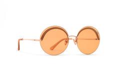 INVU Trend Women's Sunglasses  T1911D Brown