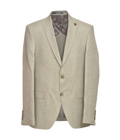 JAKAMEN Men's Jacket Beige