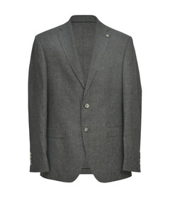 JAKAMEN Men's Jacket  Grey