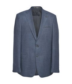 JAKAMEN Men's Jacket Blue