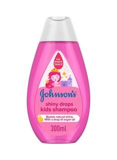 Johnson shiny drops kids shampoo