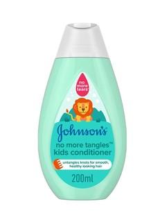 Johnson's no more tangles kids conditioner