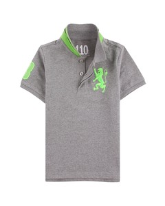 Junior 3D Lion polo    8-9yrs