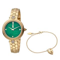 Just Cavalli Lady Gld Brac+Bracelet Gld JC1L128M0575