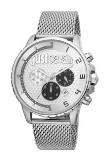 Just Cavalli Men's Watch Silver JC1G063M0255