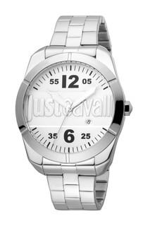 Just Cavalli Men's Watch Silver  JC1G106M0045