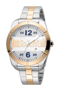 Just Cavalli Men's Watch Silver JC1G106M0065