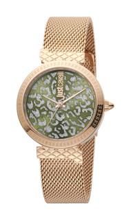 Just Cavalli Women's Watch Green JC1L092M0075