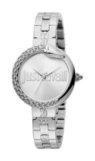Just Cavalli Women's Watch Silver JC1L097M0066