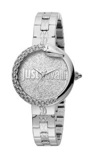 Just Cavalli Woman's Watch Silver  JC1L097M0115