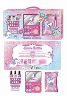 Kids cosmetics game makeup set toy beauti set toy for girl