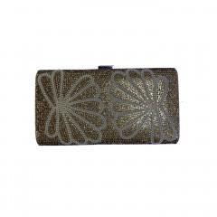 Ladies Handbag (Gold)