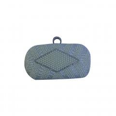 Ladies Handbag (Silver)