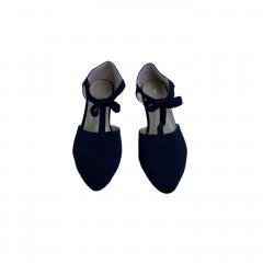 Ladies Shoes Color : Black 36