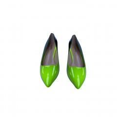 Ladies Shoes Color : Green 36