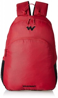 Laptop B/Pack Compact 18In Red
