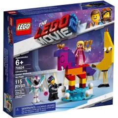 Lego Introducing Queen Watevra Wa'Nabi