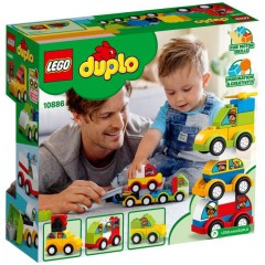 Lego My First Car Creations