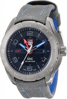 Luminox Mens Sxc Model Analog Display Swiss Quartz Watch
