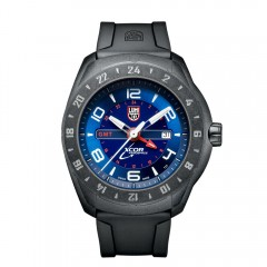 Luminox Xcor Series Black Dial Silicone Strap Mens Watch