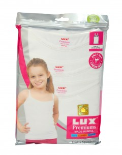 Lux Premiums Girls Spaghettie Pack Of 3: 3-4Yrs