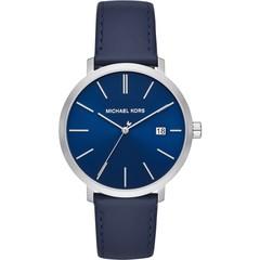 M-Kors Gent Blue Lstr  MK8675