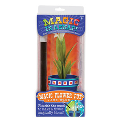 Magic in a Snap Magic Flower Pot and Wand