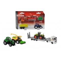 Majorette Medium Farm Set 2 Assorted