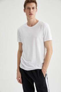 Man T-Shirt WHITE- M