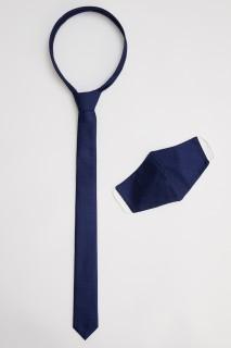 Man Tie STD- NAVY