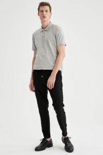 Man Trousers BLACK- 32-34