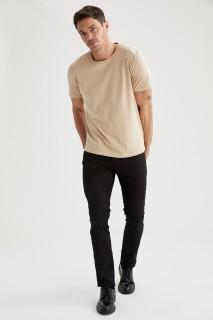 Man Trousers BLACK- 36-30