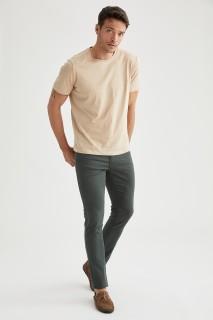 Man Trousers D.PETROL- 38-32