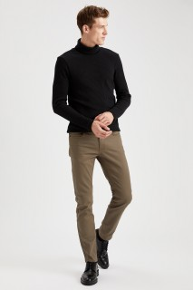 Man Trousers TEAK- 34-32