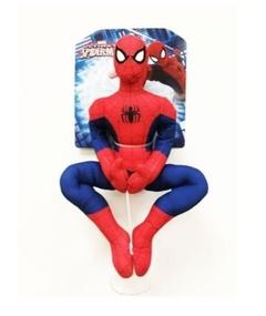 Marvel Plush Spiderman Hang inchg 10 inch