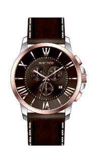 MARC ENZO Men's Watch EZ64-SRL-4