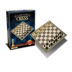 Merchant Ambassador Merchant Ambasador Classic Wood Chess