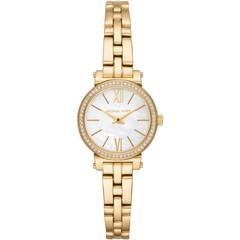 Michael Kors Women's Watch White MK3833