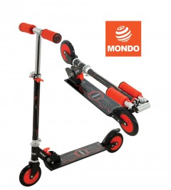 MSV Wired Hazard Inline Scooter - Red