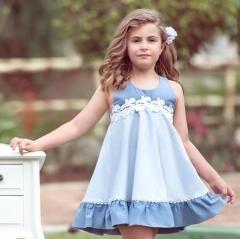 NEKENIA kids Designer Dress
