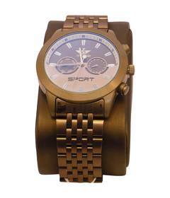NEWFANDE Men's Watch - Brown Dial