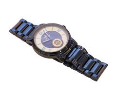 NEWFANDE Men's Watch - Dark Blue Dial