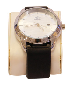 NEWFANDE Men's Watch - White Dial