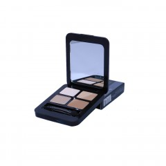 Note Total Look Brow Kit 02 1.2Gr X 4Pcs (Blondes)