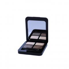 Note Total Look Brow Kit 03 1.2Gr X 4Pcs (Brunettes)