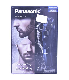 Panasonic Rechargeable beard, hair trimmer