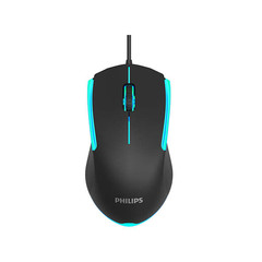 PHILIPS SPK9314Wired Gaming Mouse -87 12581 76241 4